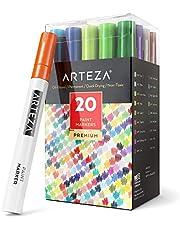 Lot de 20 marqueurs permanents ARTEZA