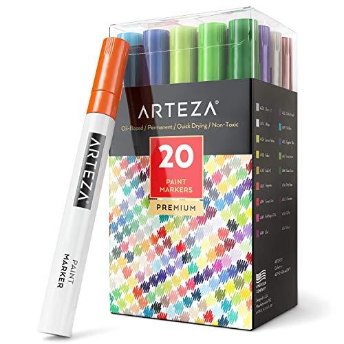 ARTEZA Permanent Paint Markers