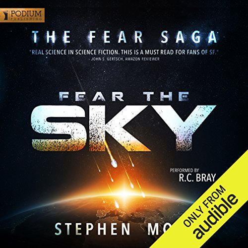 Pdf Science Fiction Fear the Sky: The Fear Saga, Book 1