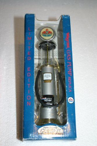 Wayne Amoco Gas Pump Replica Limited Edition