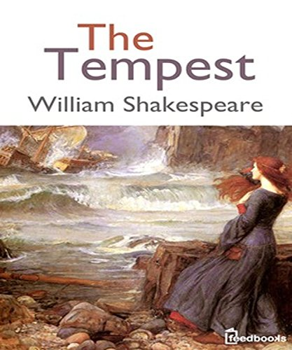 the raging waters in the tempest by william shakespeare