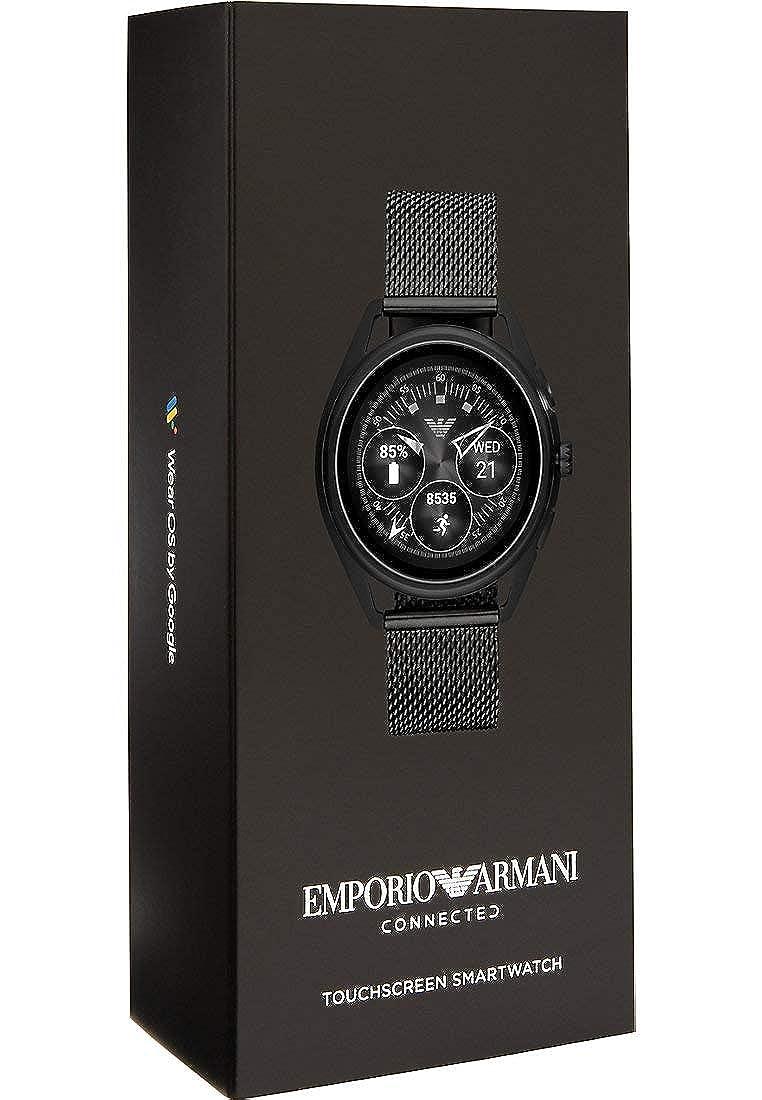 Emporio Armani Reloj Inteligente ART5019: Amazon.es: Relojes