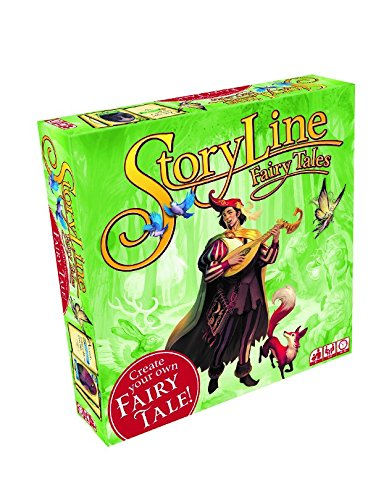 Story Line: Fair Tales Game ON...