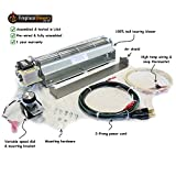 BLOT Fireplace Blower kit for Majestic, Martin, and Monessen Hearth Systems Fireplaces