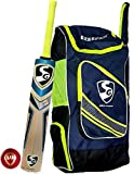 SG Cricket Kit Nexus Plus Bat Club Ball Ezeepak Cricket Kit Bag With