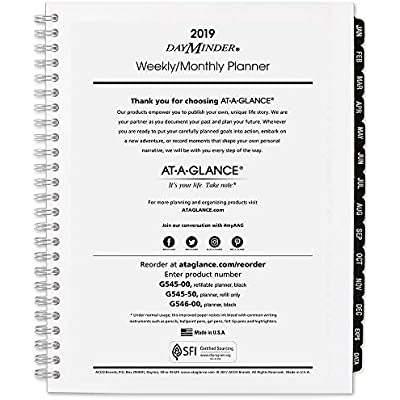 at-glance-2019-weekly-monthly-planner-2