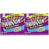 Kaboom with OxiClean Scrub Free! Refill - 2 ct - 2 pk