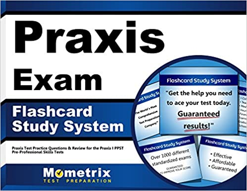 Praxis exam flashcard study system praxis test practice questions praxis exam flashcard study system praxis test practice questions review for the praxis i ppst pre professional skills tests cards flc crdsp edition fandeluxe Choice Image