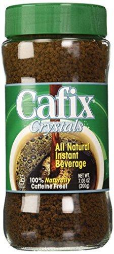 Cafix, All Natural Instant Beverage Crystals, Caffeine Free, 7.05 oz (200 g) by Cafix