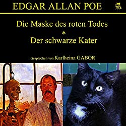 Die Maske des roten Todes / Der schwarze Kater
