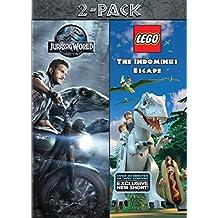 Jurassic World/Lego Jurassic World 2-Pack