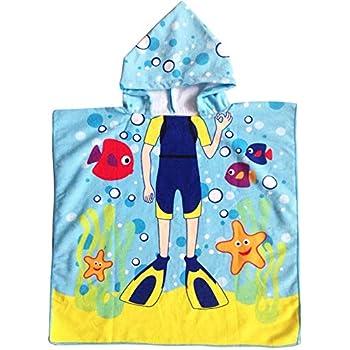 Amazon Com Peicees Kids Beach Swim Pool Towel Toddler