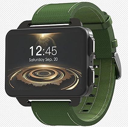 LEMFO LEM4 PRO - pantalla grande de 2.2 pulgadas Android 3G Reloj inteligente teléfono (smart watch), ...