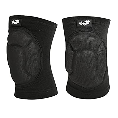 Bodyprox Protective Knee Pads, Thick Sponge Anti-Slip, Collision Avoidance Knee Sleeve from Bodyprox
