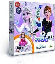 Frozen II - Quebra-cabeça Grandão 48 peças - Exclusivo Amazon Toyster Brinquedos