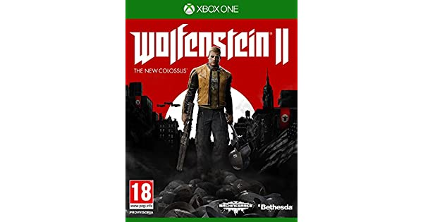 Wolfenstein 2. The New Colossus: Amazon.es: Videojuegos