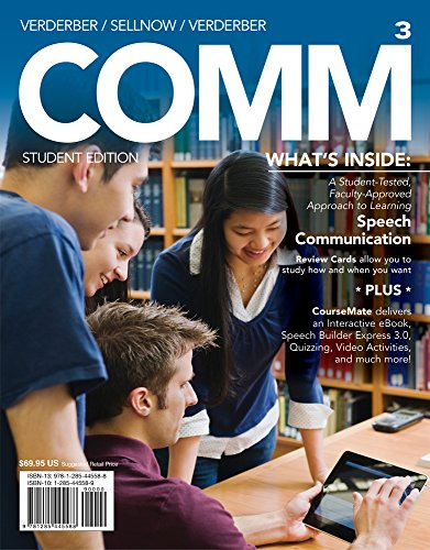 Download COMM 3 (New, Engaging Titles from 4LTR Press) Pdf