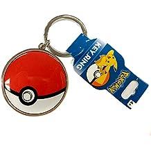Pokemon Ball Key Chain
