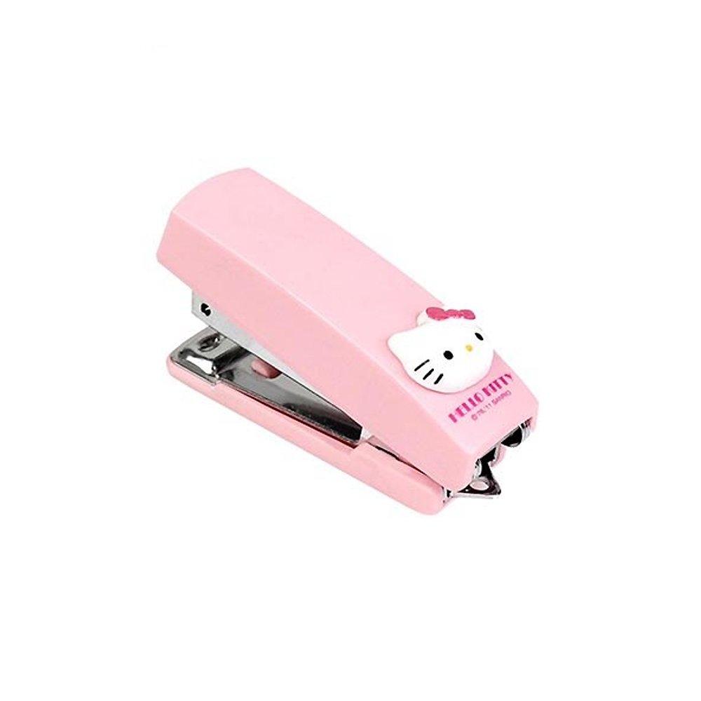 Sanrio Hello Kitty Office School Stationery Mini Stapler