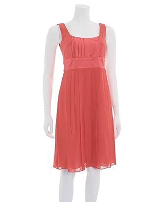 Suzi Chin Empire Waist Chiffon Dress