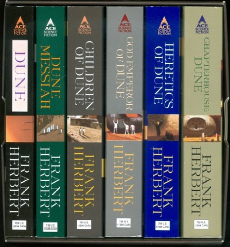 Dune Boxed Set by Ace Books