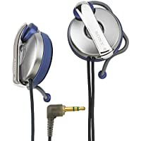 Sony Mdr Q55Sl Lightweight Sportclip Headphones Key Pieces