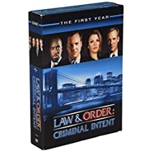 Law & Order: Criminal Intent - The Complete First Season