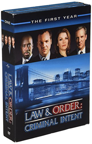 (Law & Order Criminal Intent - The First Year)