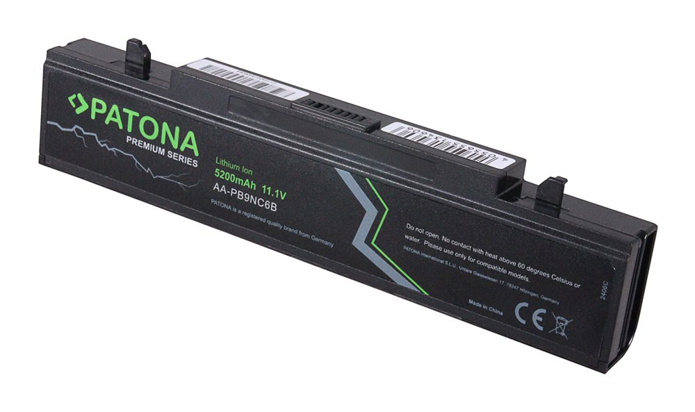 Topnma/® Laptop-Akku f/ür Samsung AA-PB9NC6B AA-PB9NS6B AA-PB9NC6W NP300V5A Akku f/ür Samsung Serie 3 und R-Serie R540 R530 R580 R780 R480 R428 R470 R468 R519 RV510 Notebook Battery