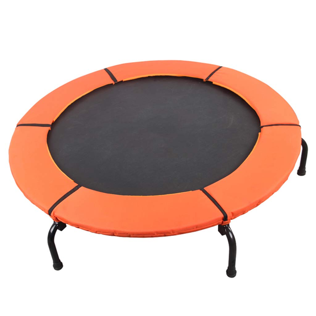 SONGTING Trampoline Trampoline Fitness Exercise Bouncer Lean Aerobic Sport Bungee Bed Padded Frame Cover Sports Weight Loss Device Gym Equipment Elasticity Slimming Baby Trampoline