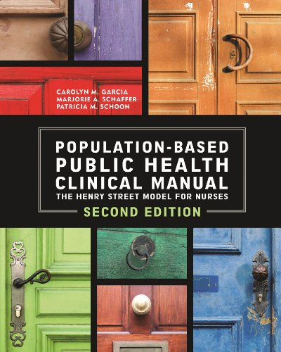 2014 AJN Award Recipient Population Based Public Health Clinical Manual 2nd Edition