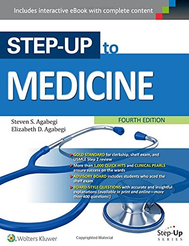 Step-Up to Medicine (Step-Up Series) 4th Step