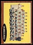 Baseball MLB 1962 Topps #132 Angels Team Ex-Mint Angels Inset Photo
