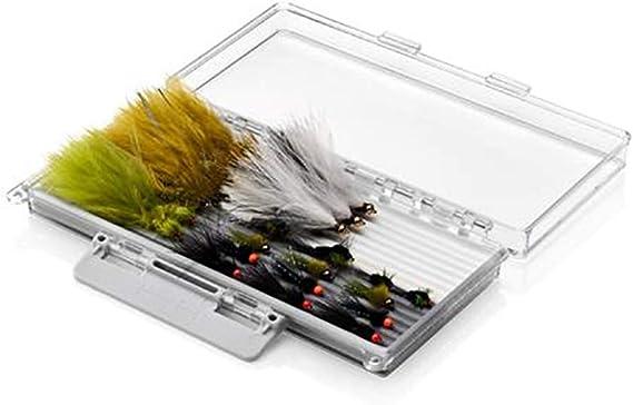 Ripple Caja de Moscas de Silicona para Pesca con Mosca, diseño de ...