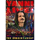 Yanni Live - The Concert Event by Image Entertainment by Jerry McReynolds George Veras