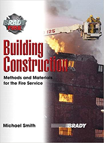 Book Building Construction: Methods and Materials for the Fire Service