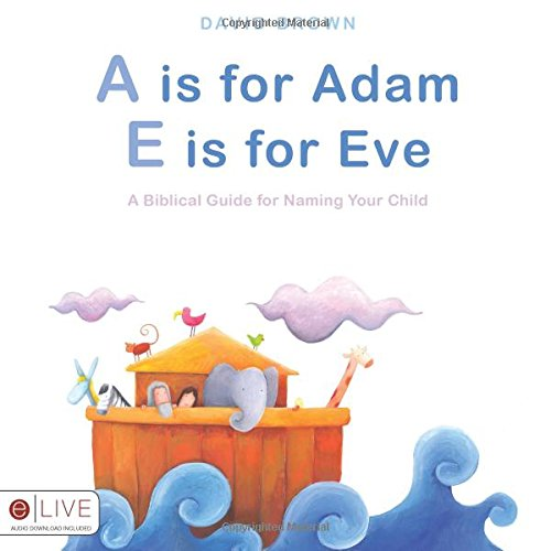A is for Adam, E is for Eve PDF