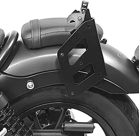 Sacoches rigides laterales pour Honda Rebel 500 17-20 detachables Dallas