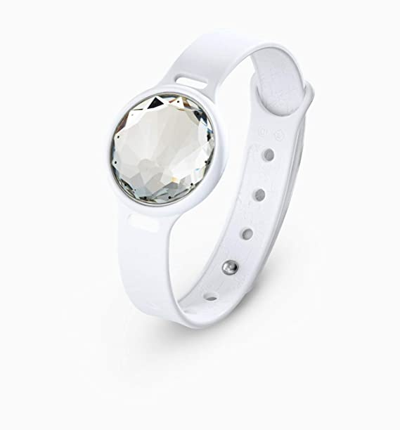 Amazon.com: Swarovski Crystal Womens Smartwatch Bracelet ...
