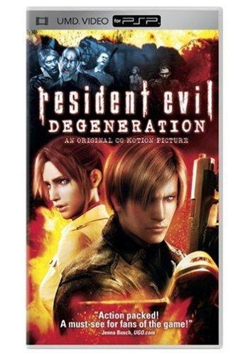 Resident Evil: Degeneration [UMD for PSP] Soldier Umd
