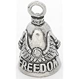 Freedom Rider Guardian Bell Motorcycle - Harley Accessory HD Gremlin NEW Riding Bell Key Ring