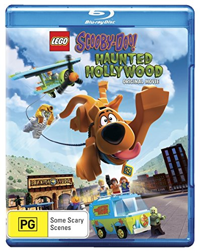 LEGO Scooby-Doo! Haunted Hollywood | Original Movie | NON-USA Format | Region B Import - Australia