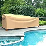 Budge P3W06TNNW1 Sedona Patio Loveseat Cover