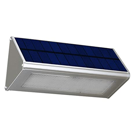 New LED Outdoor Solar Wall Lights Perfect for Gardens Paths and Driveway
