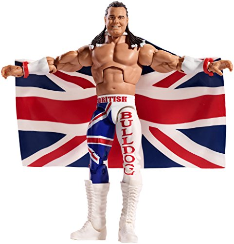 WWE Elite Figure, British Bulldog