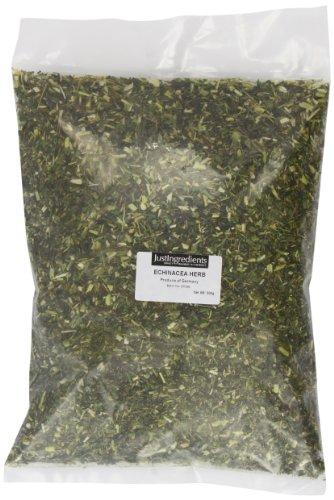 JustIngredients Sonnenhutkraut, Echinacea Herb, 1er Pack (1 x 500 g)