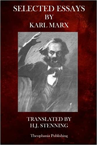 Essay On Business Management Selected Essays By Karl Marx Karl Marx  Amazoncom Books Thesis In Essay also English Literature Essay Questions Selected Essays By Karl Marx Karl Marx  Amazoncom  Learning English Essay Example