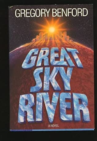 book cover of Great Sky River