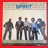SPIRIT Best Of LP Vinyl VG+ Cover VG+ 1973 Epic PE 32271