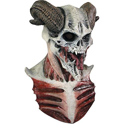 Devil Skull Mask -